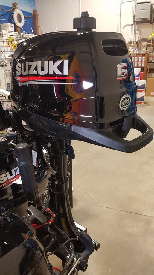 2018 Suzuki DF6AS Photo 1 of 6