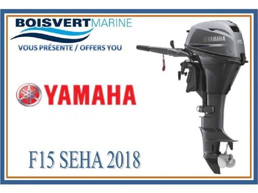2018 Yamaha F15SEHA Photo 1 of 2