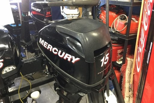 2011 Mercury 15 ML Photo 5 of 6