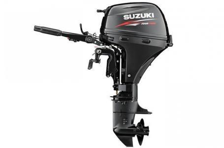 2016 Suzuki DF9.9BL Photo 2 sur 2