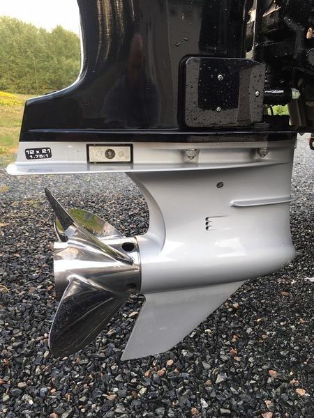 2014 Mercury 250 HP Pro XS Photo 5 of 5