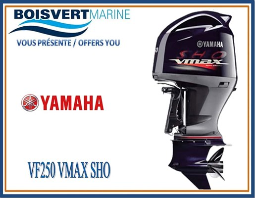 2019 Yamaha VF225 VMAX SHO Photo 1 of 1