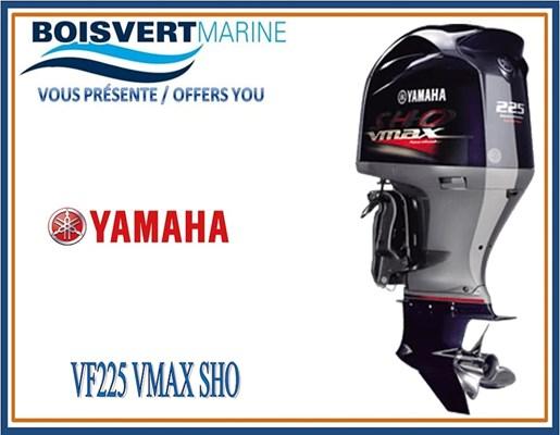 2019 Yamaha VF225 VMAX SHO Photo 1 of 1