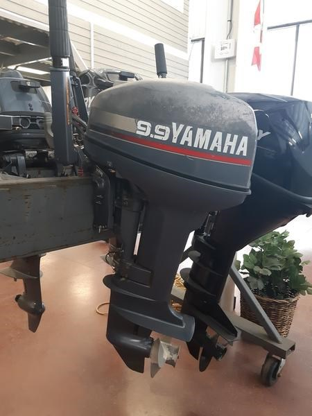 1995 YAMAHA MOTORS CANADA 9.9MSHT2 Photo 1 of 2