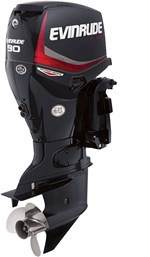 Evinrude E-TEC Pontoon Series 90 HP - E90GL 2016