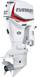 Evinrude E-TEC Pontoon Series 90 HP - E90SL 2016
