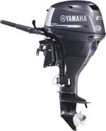 Yamaha F25LEHB 2016