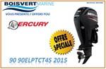 Mercury 090 90ELPTCT 2015