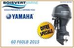 Yamaha 060 F60LB 2015