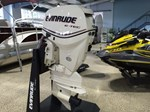 "Evinrude E130DPX - 130HP White, 25"" Shaft 2013"
