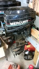 Mercury 9.9 M 1992