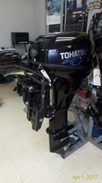Tohatsu 20HP Elec start power tilt 2016