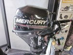 Mercury 8HP 2015