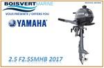 Yamaha 002.5 F2.5SMHB 2017