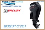 Mercury 090 90ELPTCT 2017