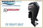 Mercury 075 75ELPT 2017