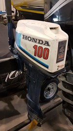 Honda B100l Cdi Gas Outboard Motors For Sale Page 1 Of 1