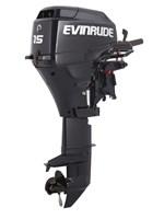 2018 Evinrude Portable 15 HP - E15TEG4