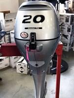 0 Honda BF20 20DK3LHGC