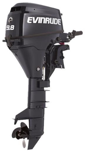 Evinrude Portable 9.8 HP - E10RG4 2016