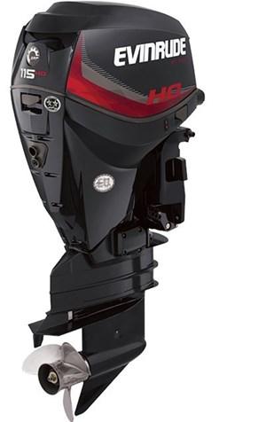Evinrude e tec high output 115 h o a115ghl 2016 new for E tec outboard motors for sale