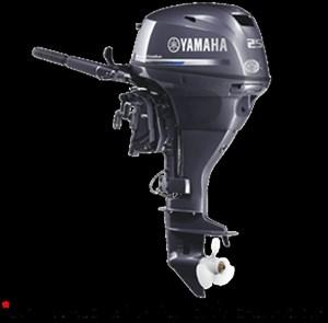 Yamaha F25SMHA 2015