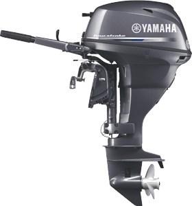 Yamaha F25 - F25SMHA 2016