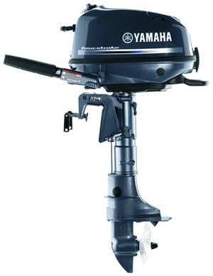 Yamaha F4 - F4SMHA 2016