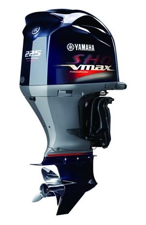 Yamaha VF225 Vmax SHO - VF225LA 2016