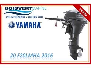 Yamaha F20LMHA 2016