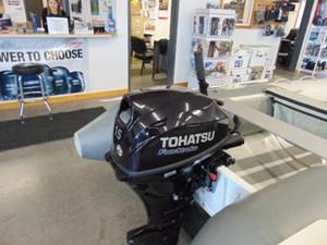 Tohatsu 6 hp SailPro 2016