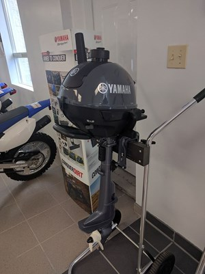 Yamaha F2.5 SMHB 2018