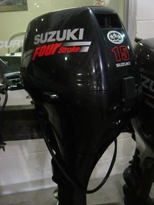 Suzuki DF15ES | New Trade 2009