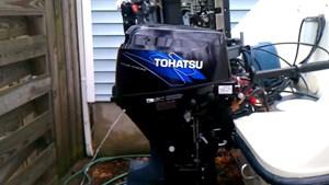 Tohatsu Manual 2009