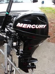 Mercury Manual short shaft 2010