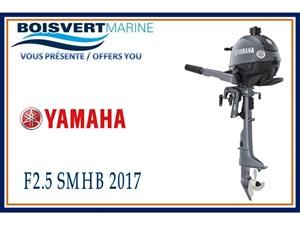 Yamaha F2.5SMHB 2017