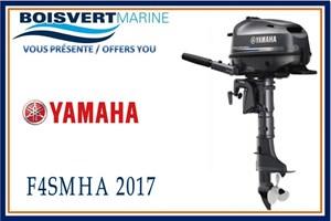 Yamaha 004 F4SMHA 2017