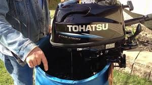 Tohatsu Manual Short shaft 2010