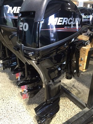 Mercury FourStroke 20 HP - 20 in. Shaft 2015