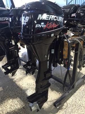 Mercury FourStroke 9.9 HP ProKicker - 25 in. Shaft 2015