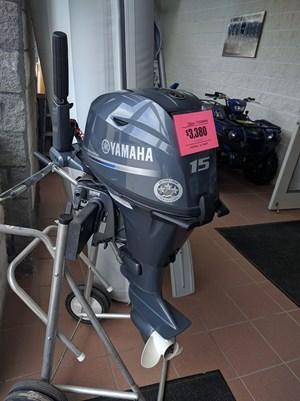 Yamaha F15 SMHA 2017