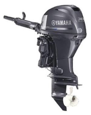 Yamaha F30LA 2017