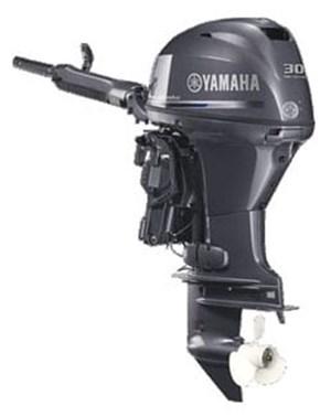 Yamaha F30LA 2018