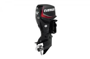 Evinrude 75 HP - E75DPGL Graphite 2017
