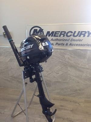 Mercury 2.5MH 2017