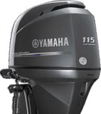 Yamaha 115hp four stroke f115xa 2013 used outboard for for 115 hp yamaha outboard motors for sale