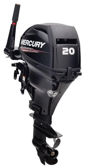 Mercury F20ELH 2017