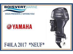 Yamaha F40LA 2017