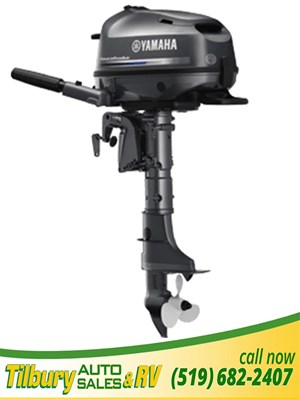 Yamaha F4 LIGHTWEIGHT PORTABLE OUTBOARD 2017