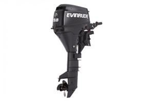 "Evinrude E10RGRAB 9.8 TILLER ROPE 15"" SHAFT 2016"